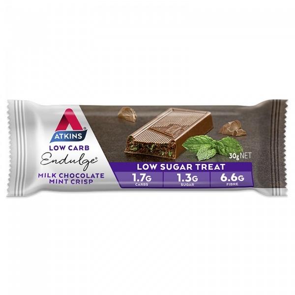 Atkins Endulge Bars - Milk Chocolate Mint Crisp (Box of 5) image