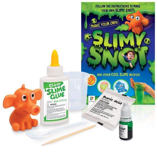 Slimy Snot & Slime Glue - Bonus Bundle Pack