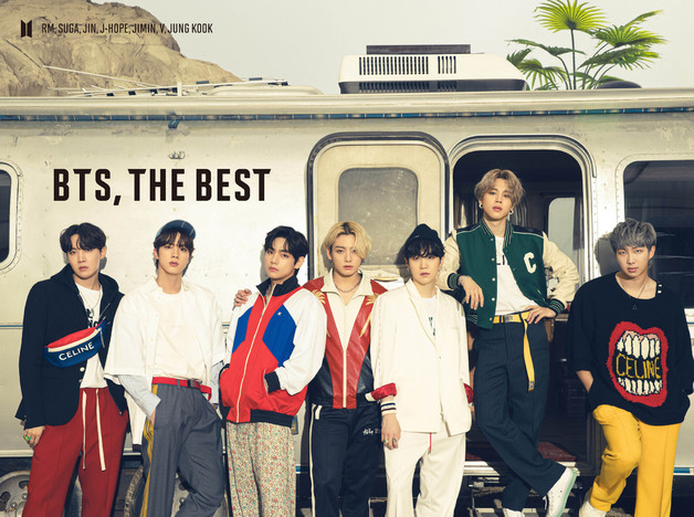 The Best (Limited Edition B) by BTS