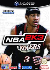 NBA 2K3 for GameCube