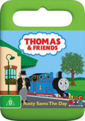 Thomas And Friends - Rusty Saves The Day on DVD