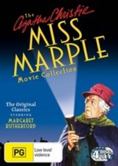 Agatha Christie Miss Marple Movie Collection, The (4 Disc Box Set) on DVD