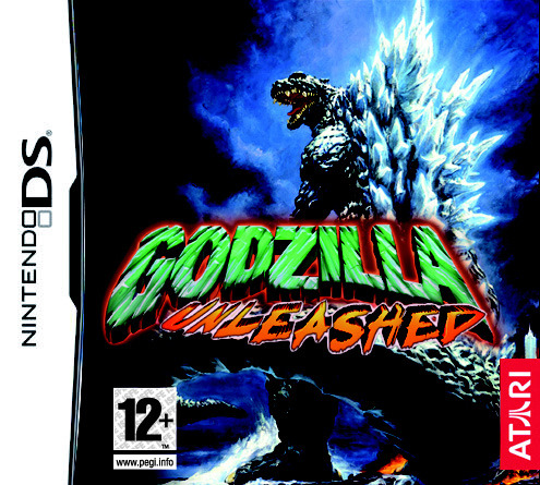 Godzilla: Unleashed for Nintendo DS