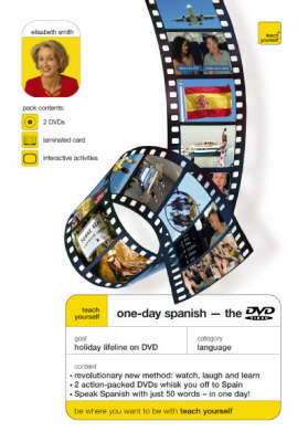 Teach Yourself One-day Spanish by Elisabeth Smith