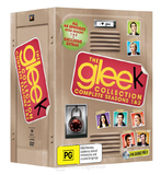 The Gleek Collection - Glee Complete Seasons 1 & 2 on Blu-ray