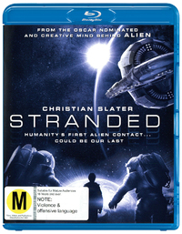 Stranded on Blu-ray