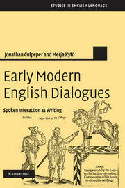 Studies in English Language by Jonathan Culpeper image