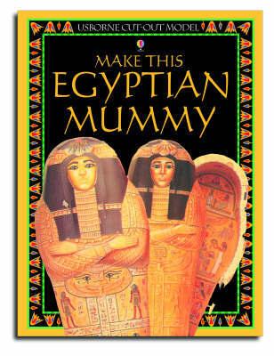 Cut-Out Egyptian Mummy