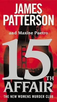 15th Affair by James Patterson image