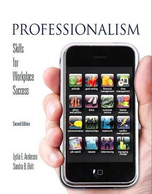 Professionalism: Skills for Workplace Success by Lydia E. Anderson image
