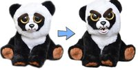 Feisty Pets: Black Belt Bobby - Transforming Panda Plush