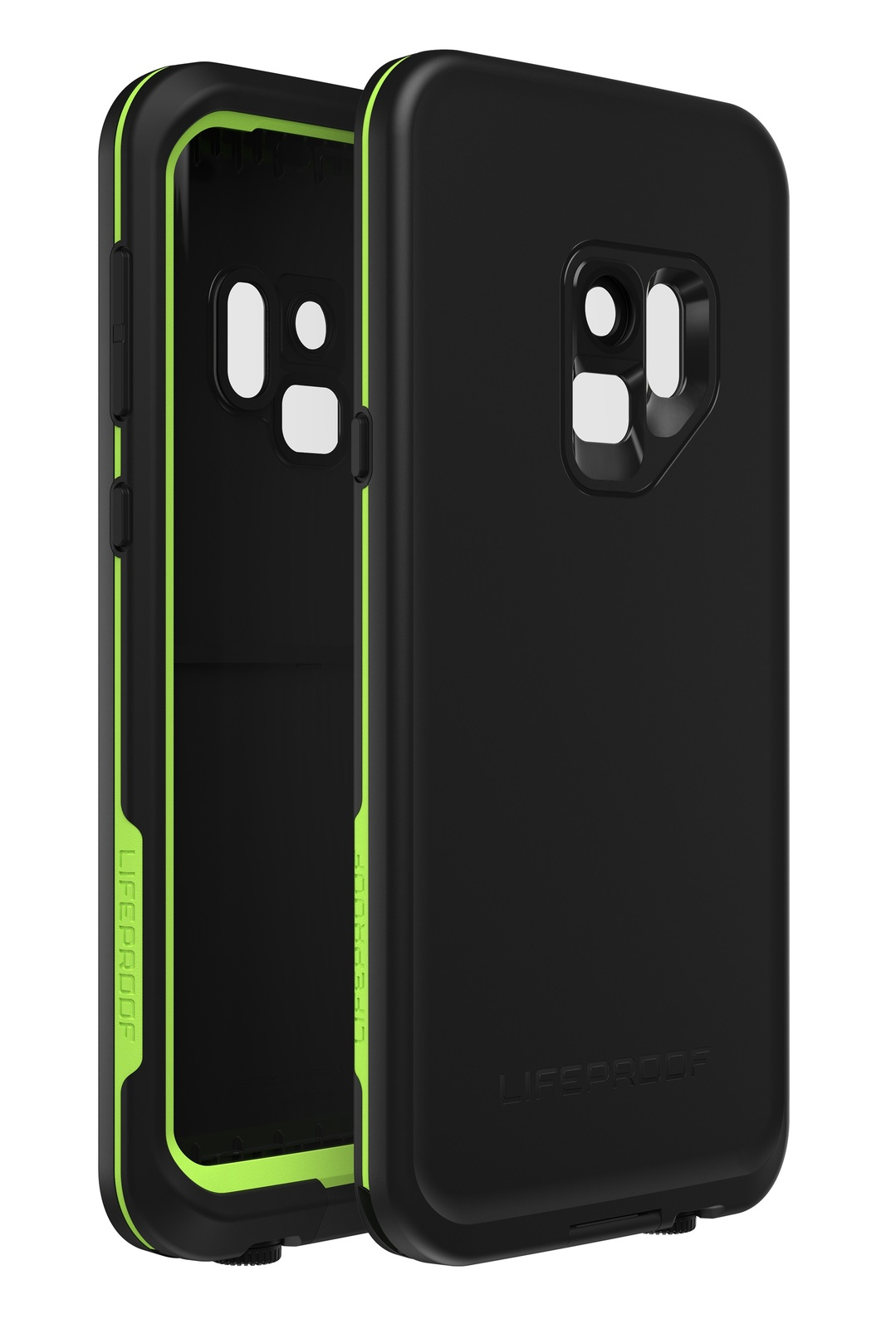 size 40 3733f daa07 LifeProof: Fre Case for Samsung GS9 - Black Lime