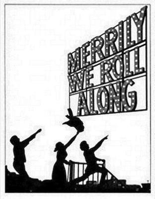 Merrily We Roll Along (Tcg Edition) by Stephen Sondheim image
