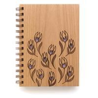 Cardtorial: Tulips Journal