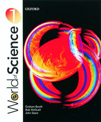 World of Science: Bk.1: Students' Book by Graham Booth image