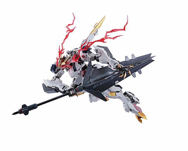Gundam Barbatos Lupus Rex - Metal Robot Damashii Action Figure