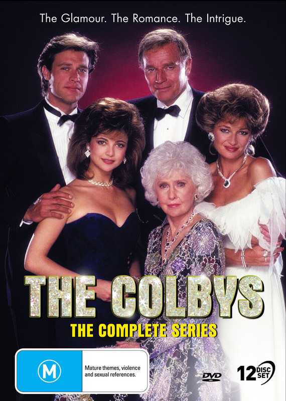 The Colbys: The Complete Series on DVD