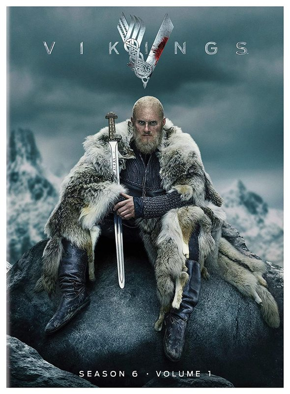 Vikings: Season 6 - Part 1 on DVD