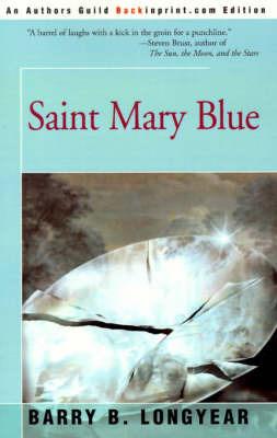 Saint Mary Blue by Barry B Longyear image
