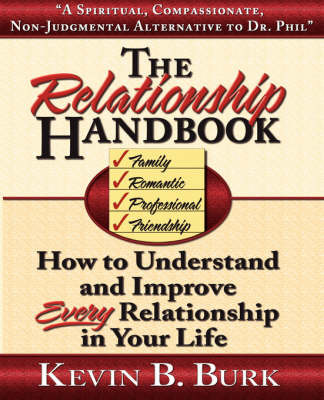 The Relationship Handbook by Kevin B Burk image