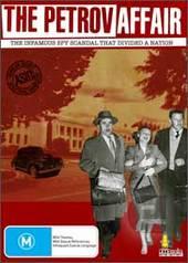 The Petrov Affair on DVD