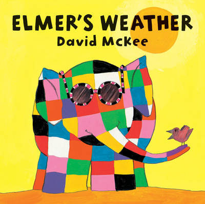Elmer's Weather by David McKee image