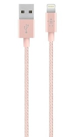 Belkin-Mixit Up: Lightning Cable 1.2m - Rose Gold