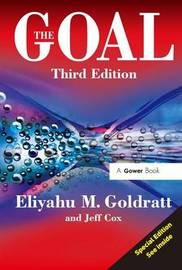 The Goal by Eliyahu M Goldratt