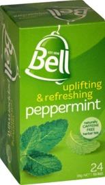 Bell Tea - Peppermint Herbal Tea Bags (24 Bags)