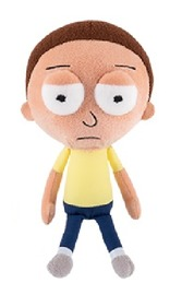 Rick & Morty - Hero Plush (Morty)