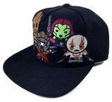 Marvel Kawaii Guardians Snapback Cap