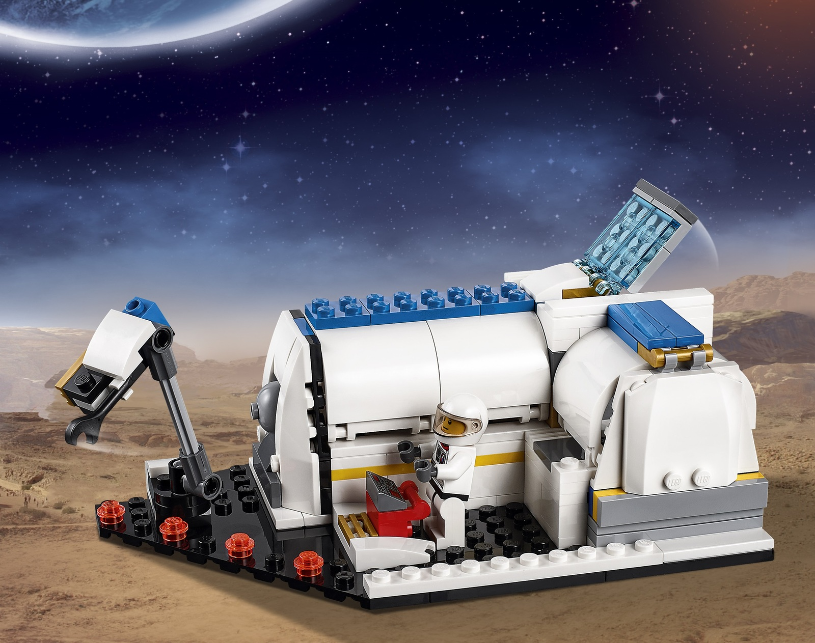 space shuttle explorer lego - photo #12