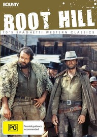 Boot Hill on DVD image