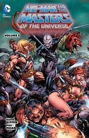 Masters Of The Universe Vol. 3 by Keith Giffen