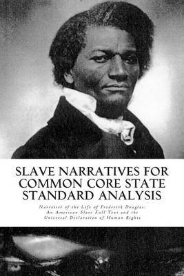 an analysis of the narrative of frederick douglass in slave life In 1845 frederick douglass published what was to be the first of his three autobiographies: the narrative of the life of frederick douglass, an american slave, written by himself.