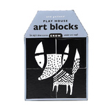 Wee Gallery: Art Blocks - Grow