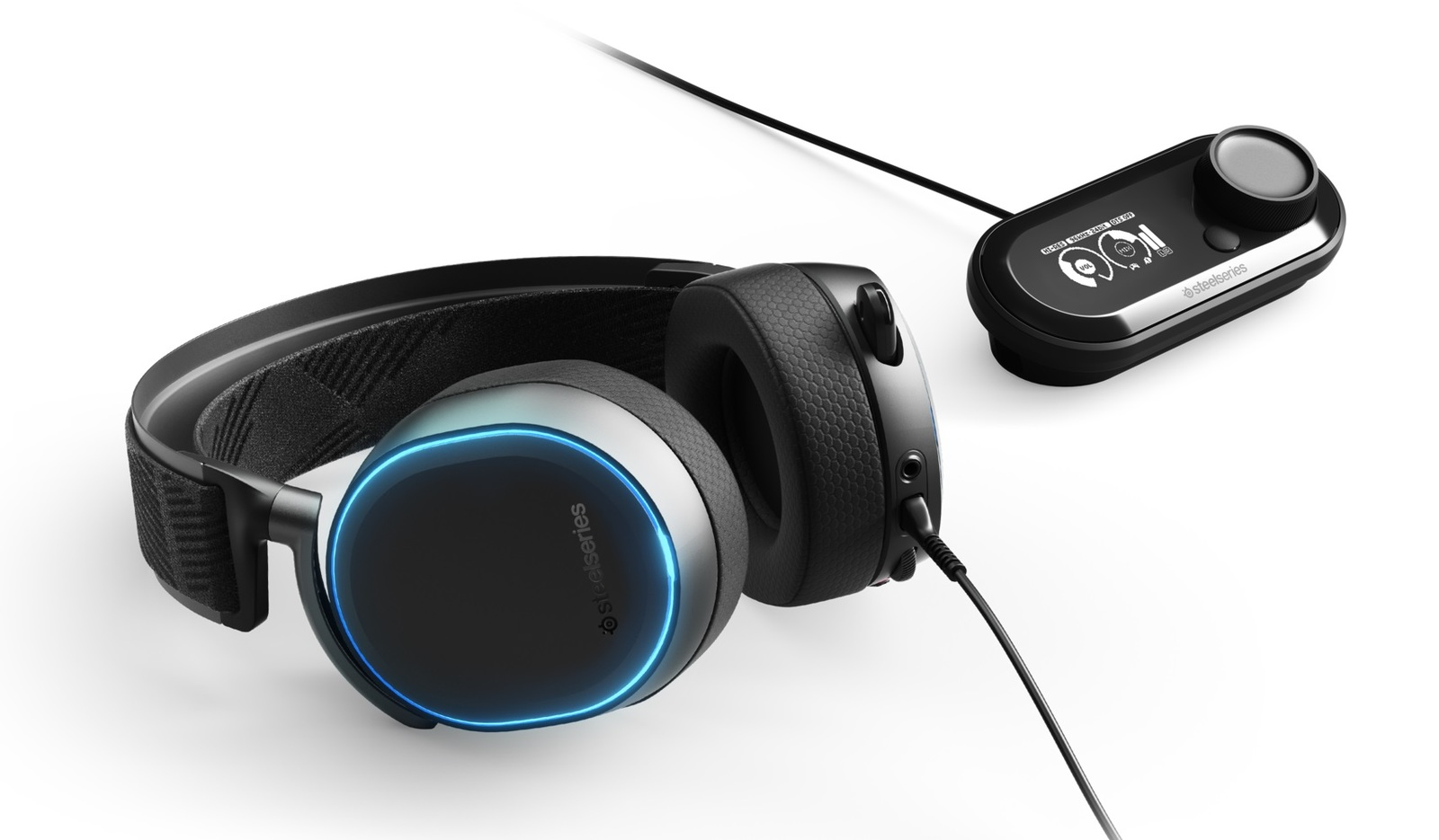 SteelSeries Arctis Pro + GameDAC Headset for  image