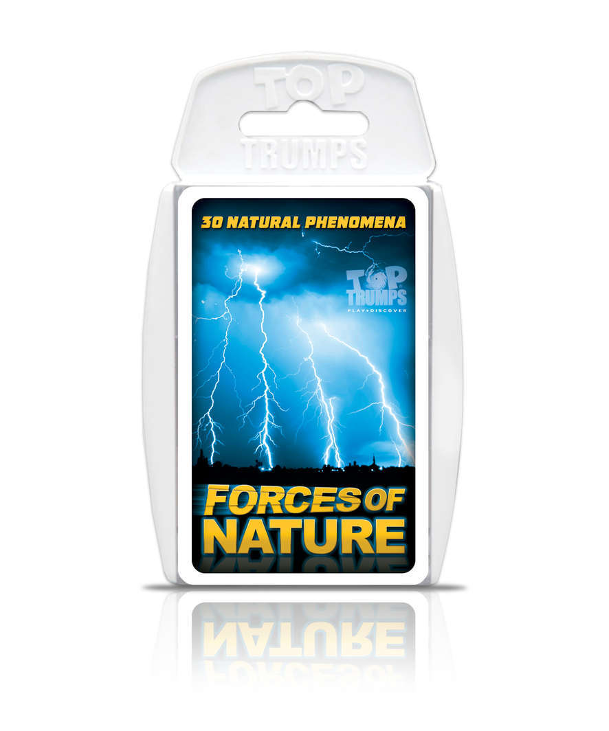 Top Trumps: Forces of Nature image