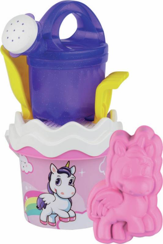 Androni: Unicorn Dreams - Beach Bucket Set (Small)
