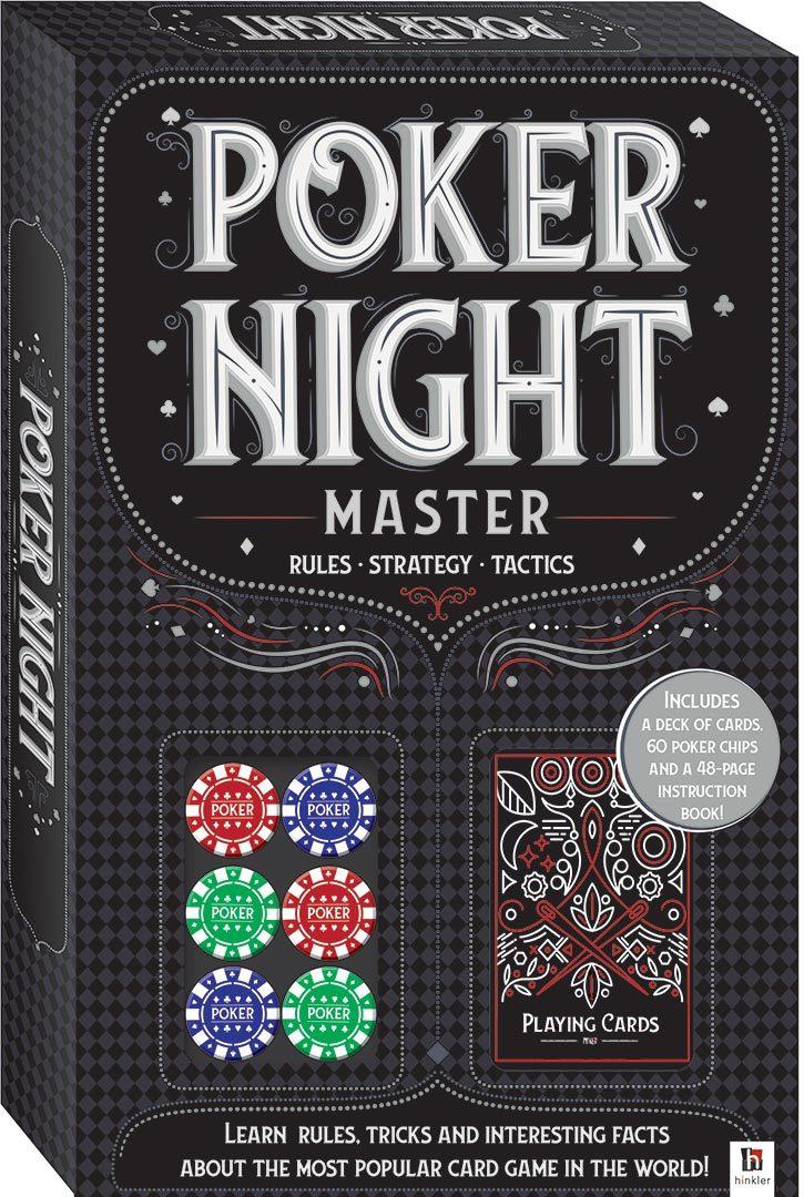 Hinkler: Poker Night - Game Kit image