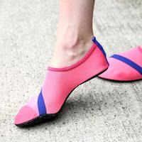 Fitkicks: Foldable Active Footwear - Coral (Small) image