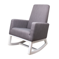 Bebe Care: Beaux Rocking Chair - Stone Wash image