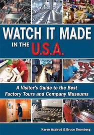 Watch it Made in the USA by Karen Axelrod image