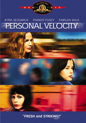 Personal Velocity on DVD