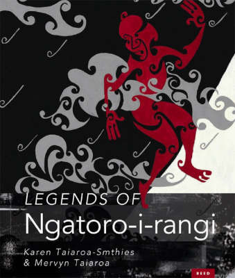 Legends of Ngatoro-i-rangi by Mervyn Taiaroa