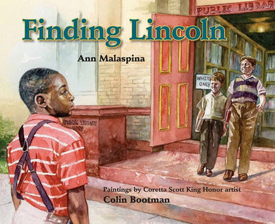 Finding Lincoln Book and DVD Set by Ann Malaspina