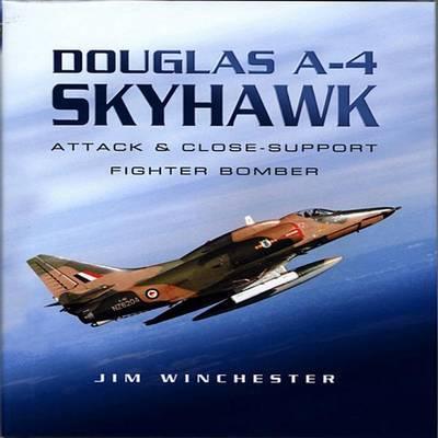 Douglas A-4 Skyhawk by Jim Winchester