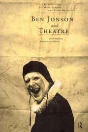 Ben Jonson and Theatre image