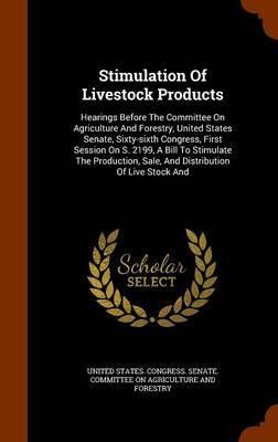 Stimulation of Livestock Products image