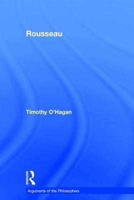 Rousseau by Timothy O'Hagan image